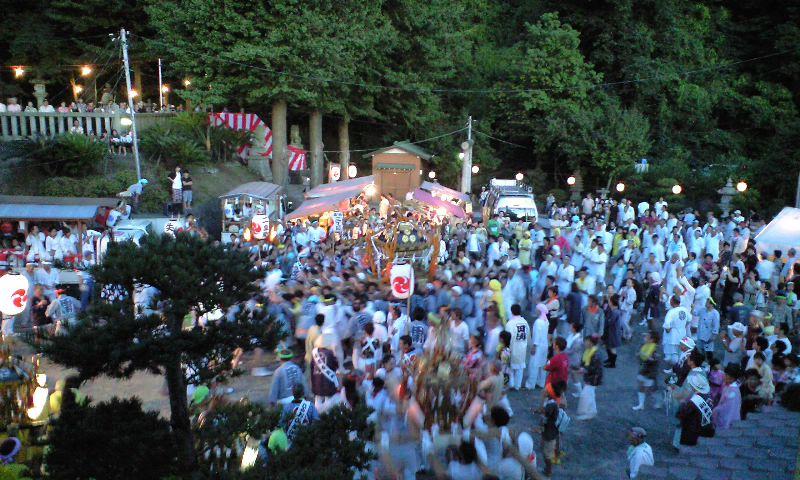 田浦神明社夏祭り その3