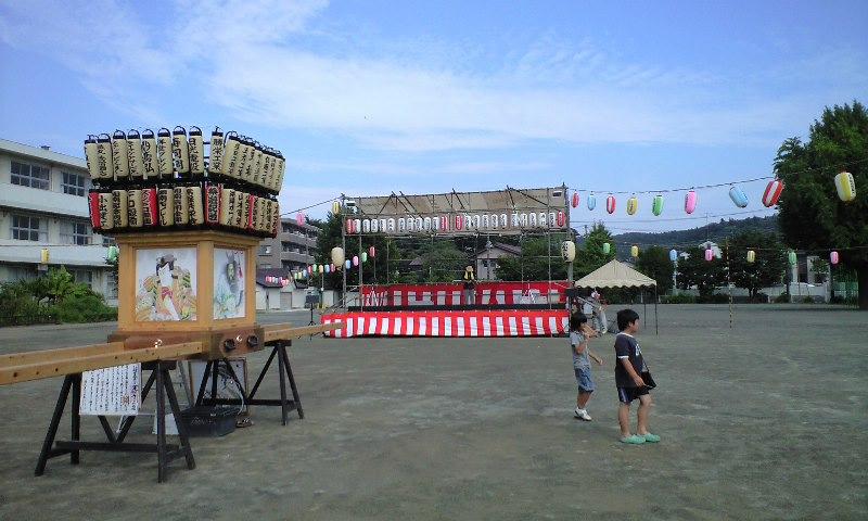 鎌倉・深沢夏まつり1日目