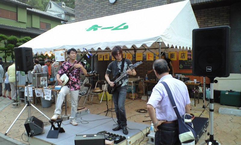 戸塚西口ルート1商店街夏まつり