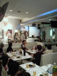 八王子「A'z」3周年記念パーティー