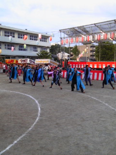 鎌倉・深沢夏祭り