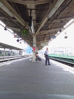 戸塚駅から