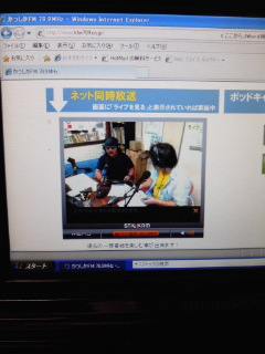 かつしかFM「歌謡大行進」