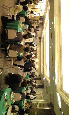 東亜サービス株式会社・創立30周年記念祝賀会