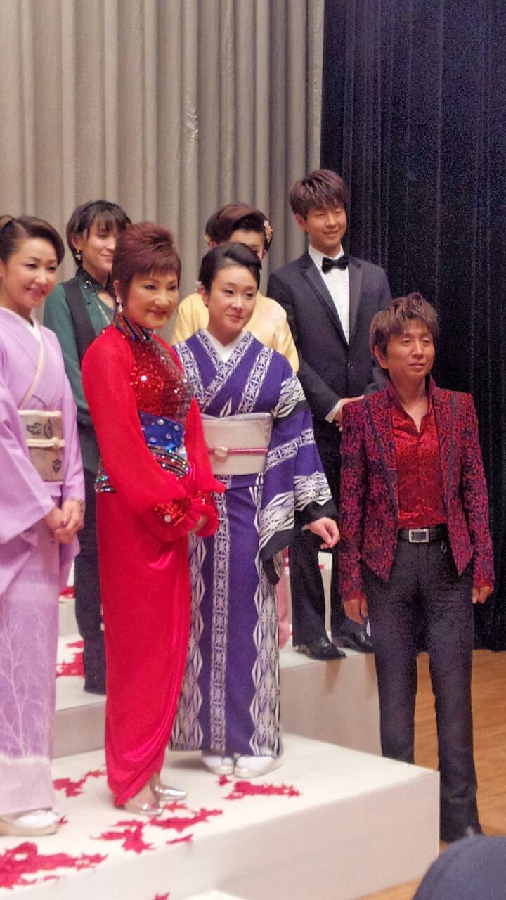 静香歌謡祭・関内ホール